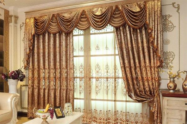 rèm cửa phòng khách khách Lào Cai Sapa