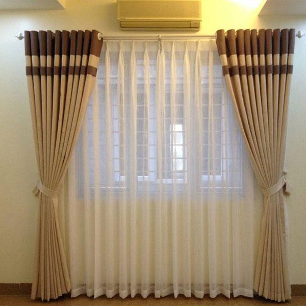 rèm cửa phòng khách tại Lào Cai Sapa