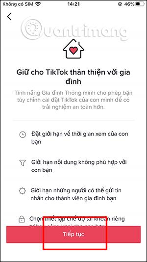 Cách kiểm soát nội dung TikTok của con trẻ - Ảnh minh hoạ 2