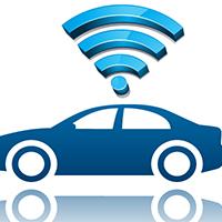 Cách thiết lập Wifi trên ô tô