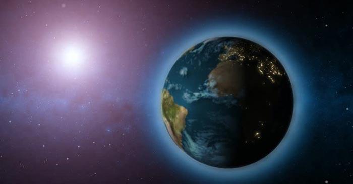 Rung động của trái đất