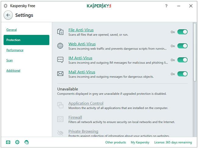 Đánh giá Kaspersky Security Cloud Free: Công cụ bảo vệ đầy đủ tính năng nhất cho Windows 10 - Ảnh minh hoạ 2