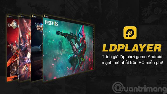 Trình giả lập Android LDPlayer