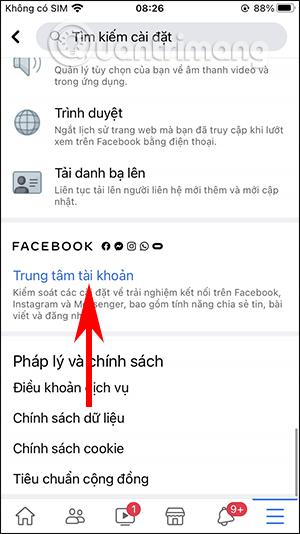 Cách tắt đồng bộ avatar Facebook và Instagram - Ảnh minh hoạ 2