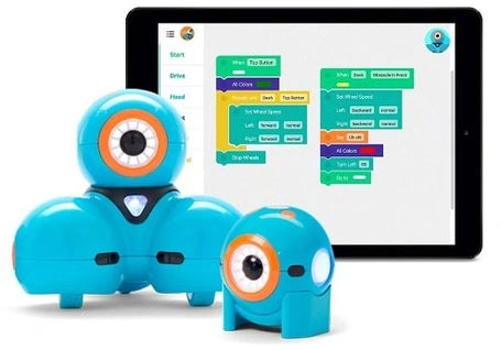 Wonder Workshop Dash & Dot Robots