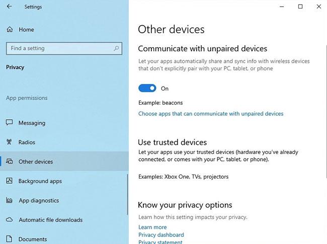 Kiểm soát quyền riêng tư trên máy tính Windows 10 với 17 thủ thuật sau đây - Ảnh minh hoạ 24