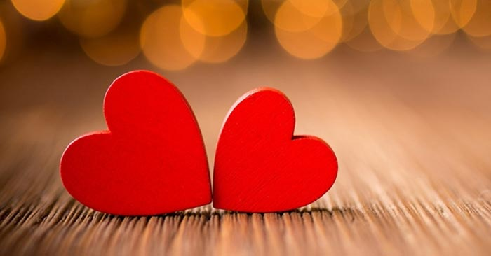 Thơ 2 câu về tình yêu hay và lãng mạn
