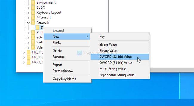 Khắc phục lỗi không thể ánh xạ ổ đĩa mạng trong Windows 10 - Ảnh minh hoạ 2