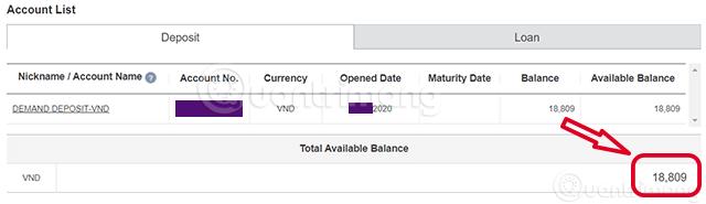 Cách kiểm tra số dư tài khoản Shinhan Bank