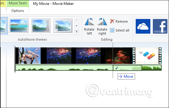 Chèn âm thanh vào video