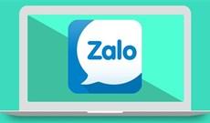 Cách gửi tin nhắn khẩn cấp trên Zalo