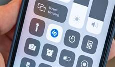 Cách thêm nút Shazam vào Control Center trên iPhone