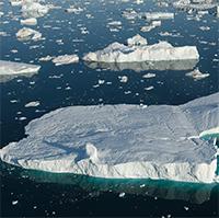 Các sông băng lớn nhất của Greenland đang tan chảy nhanh khó tin