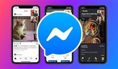 Cách gọi video Messenger chọn phông nền