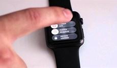Cách reset Apple Watch, force restart Apple Watch