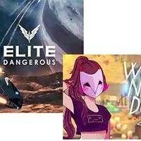 Mời tải game Elite Dangerous và The World Next Door miễn phí trên EGS