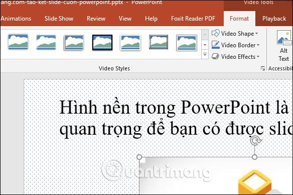 Cách chèn video vào PowerPoint - Ảnh minh hoạ 2