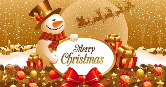 Lời chúc Giáng sinh bằng tiếng Anh hay và ngắn gọn