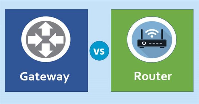 Sự khác biệt giữa Router và Gateway