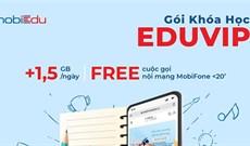 Cách đăng ký gói học online MobiEdu nhận 1,5GB