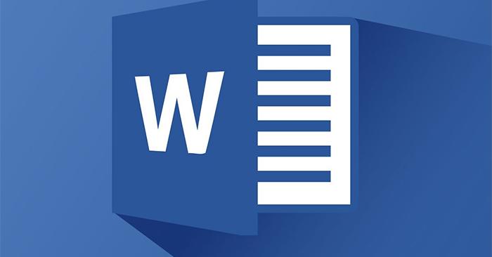 Cách chèn liên hệ Outlook trong Word
