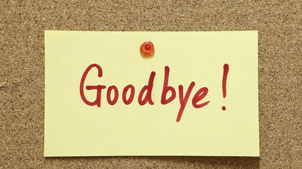 Tạm biệt tháng 12, tạm biệt ngày cuối năm