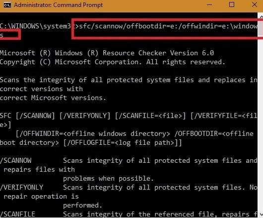 Sử dụng lệnh SFC scannow để sửa lỗi file hệ thống Windows 10 - Ảnh minh hoạ 3