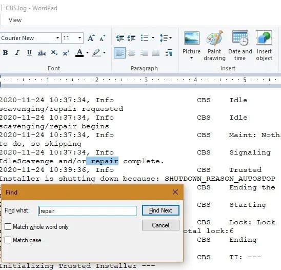 Sử dụng lệnh SFC scannow để sửa lỗi file hệ thống Windows 10 - Ảnh minh hoạ 6