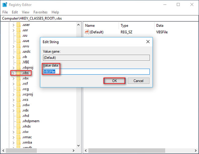 Cách sửa lỗi Windows Script Host trên Windows 10 - Ảnh minh hoạ 2