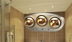 Đèn sưởi nhà tắm có ảnh hưởng tới sức khỏe không? Ánh sáng đèn sưởi nhà tắm có hại mắt không?