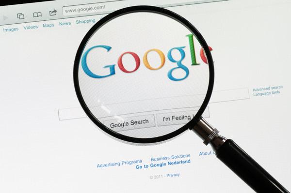 Không nên tìm kiếm Google