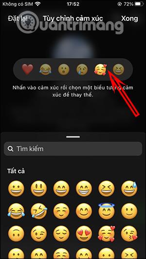 Cách đổi biểu tượng cảm xúc tin nhắn Instagram - Ảnh minh hoạ 4