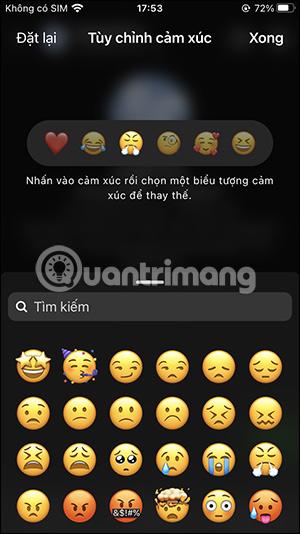 Cách đổi biểu tượng cảm xúc tin nhắn Instagram - Ảnh minh hoạ 5