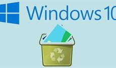 Cách xóa hàng loạt file trên Windows 10