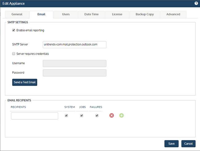Cách gửi thông báo mail đến Office 365 - Ảnh minh hoạ 7