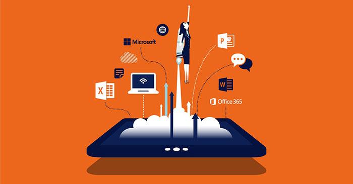 Cách gửi thông báo mail đến Office 365