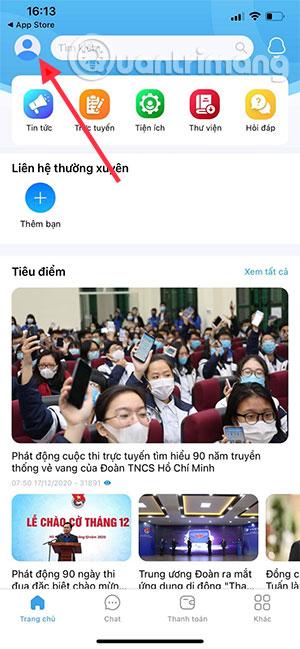 app TNVN