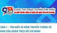 Cách tham gia thi tìm hiểu 90 năm truyền thống vẻ vang của đoàn TNCS Hồ Chí Minh