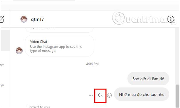 Cách trả lời từng tin nhắn riêng trên Instagram - Ảnh minh hoạ 4