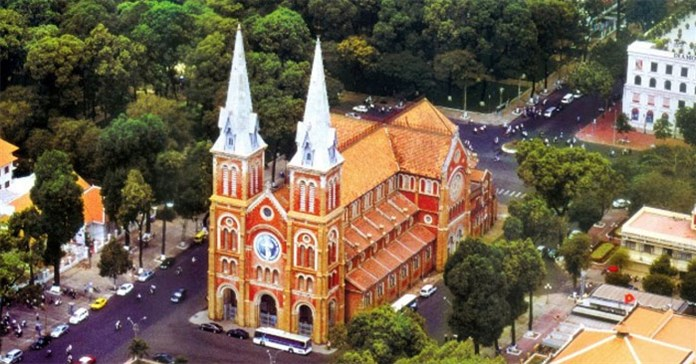 8 nhà thờ đẹp nhất, nổi tiếng nhất ở Việt Nam