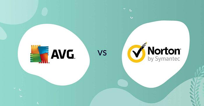 So sánh phần mềm diệt virus AVG và Norton
