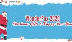 WonderFox tặng 17 phần mềm mừng Giáng Sinh, năm mới 2021