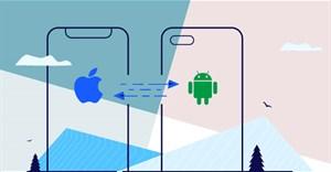 Cách dùng PhoneTrans chuyển dữ liệu iPhone sang iPhone, Android