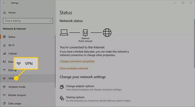 Cách thiết lập và sử dụng VPN trên PS5