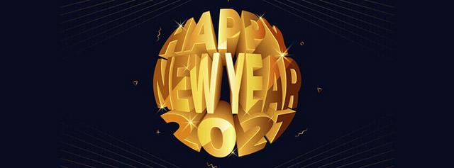 Ảnh bìa Facebook Chúc Mừng Năm Mới 2021 - Ảnh minh hoạ 10