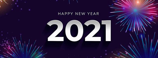 Ảnh bìa Facebook Chúc Mừng Năm Mới 2021 - Ảnh minh hoạ 12