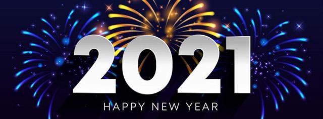 Ảnh bìa Facebook Chúc Mừng Năm Mới 2021 - Ảnh minh hoạ 13