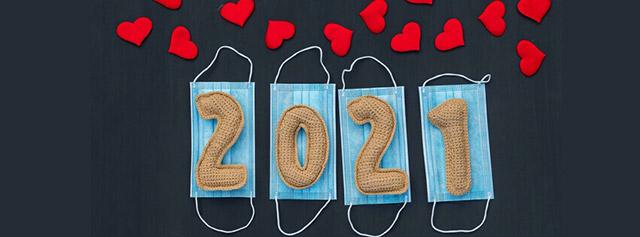 Ảnh bìa Facebook Chúc Mừng Năm Mới 2021 - Ảnh minh hoạ 15