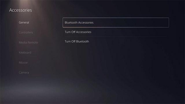 Cách đồng bộ tay cầm Dualsense với PlayStation 5