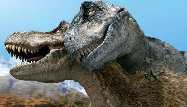 Khủng long bạo chúa xuất hiện cách đây khoảng 68 triệu năm